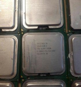 процессоры 775 478
