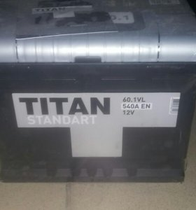 60 ТИТАН аккумулятор