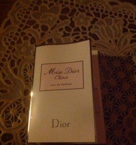 Miss Dior Cherie 1 ml, винтажный poison (Dior)