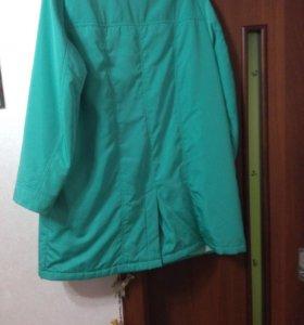 Пальто демесезоное