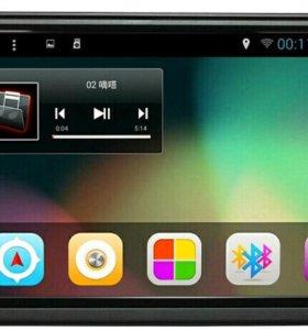 Магнитола 2DIN Android 4.4