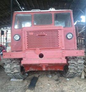 Трактор 🚜 ТТ-4