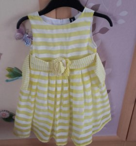 Платье для девочки, рост 110