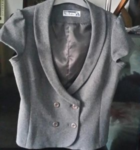Пиджак. школьная форма