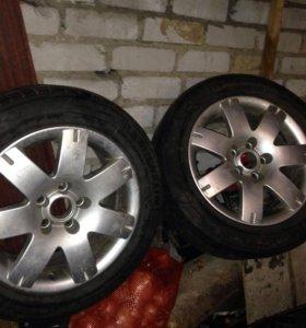 Колеса R16 зимние