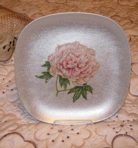 Декоративное блюдо (тарелка)