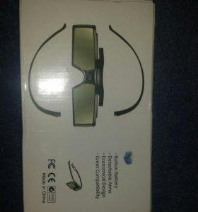 Продам 3D очки DLP для проекторов