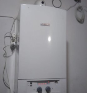 газовый котел Bosch Gaz 4000 W zsa24-2a (24 кВт)