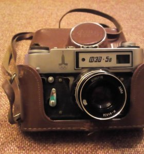Фотоаппарат ФЭД-5В Олимпийский