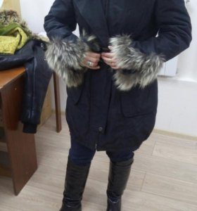 КУРТКА - Зима женская