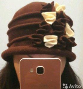 Шляпа шерстяная Tonak Чехия