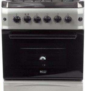 "Газовая плита ""Ricci"" RGC 6010SL"