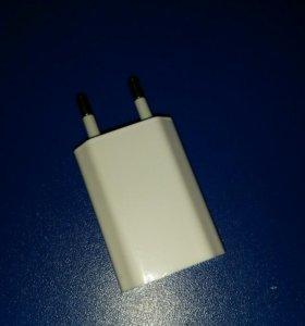 Зарядка под usb кабель. 1 А