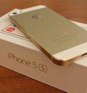 Айфон 5s,gold