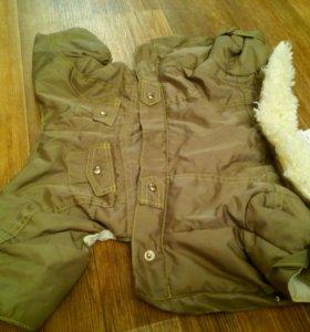 Одежда для собак мелких пород (зима)