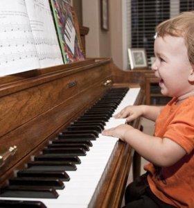 Репетитор по сольфеджио, уроки игры на фортепиано