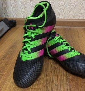 Бутсы футбольные adidas новые