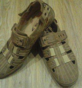 муж.летние туфли