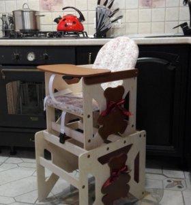 Новые стульчики трансформеры