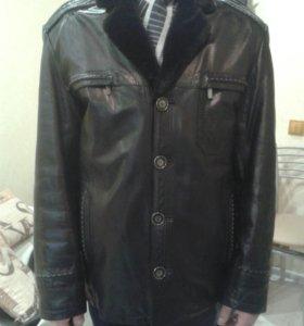 Куртка зимняя натур.