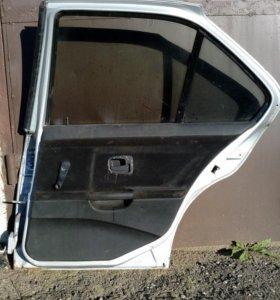 Дверь задняя правая BMW 3-я серия E36.