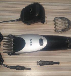 Аккумуляторная Машинка PHILIPS  для стрижки волос