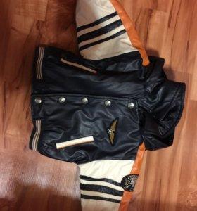 Куртка маленькому моднику