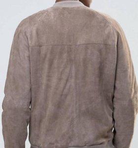 Новая замшевая куртка