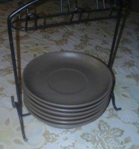 Подставка под кружки и блюдца
