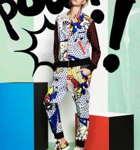 Толстовка и футболка adidas originals by Rita Ora