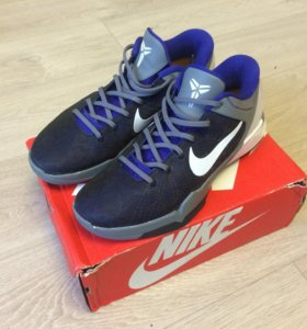 Nike zoom Kobe 7 black smoke