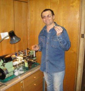 Производим мелкосерийные и штучные токарные работы