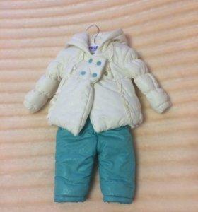 Полукомбинезон+куртка