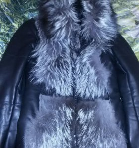 Шуба, куртка, пальто, полусапожки, туфли