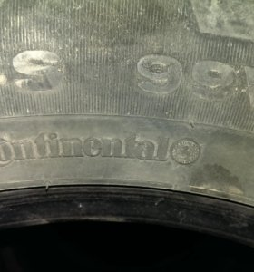 Continental 4x4 contact 235/55 r17
