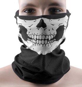 Бафф Skull Face (платок, маска, балаклава), череп