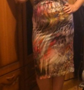 Платье вискоза 46-48р