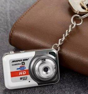 Mini HD фото-видеокамера Х6