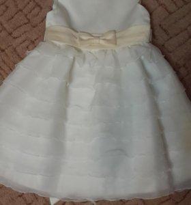 Платье детские рост 110