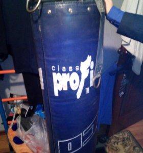 Боксёрская груша (мешок для кикбоксинга