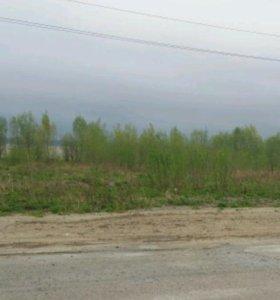 Продам земельный участок в г. Ханты-Мансийске