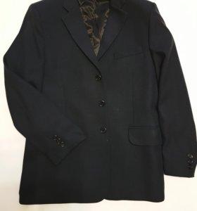 Пиджак школьный 158