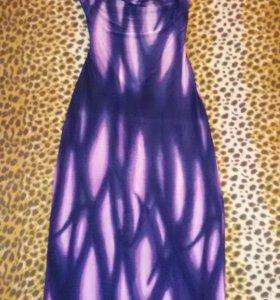 Платье летнее стрейч