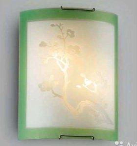 новый светильник сакура