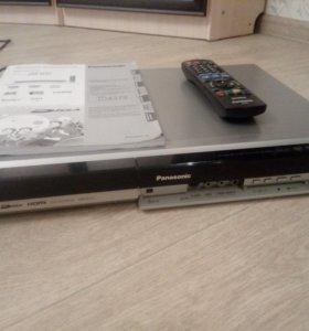 HDD DVD рекордер 160 Гбайт.