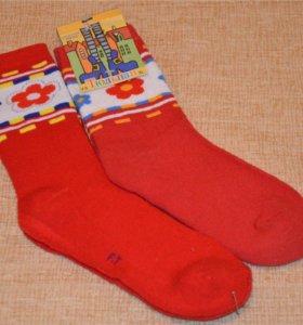 Новые носочки