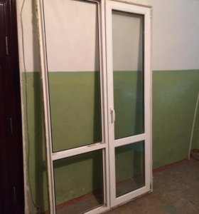 Дверной блок