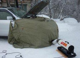 Запуск автомобилей в любой мороз