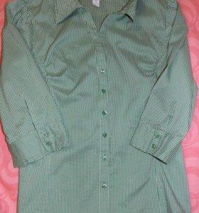 H&M-рубашка женская