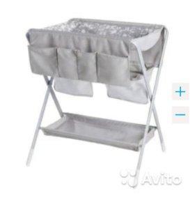 Раскладной пеленальный столик IKEA
